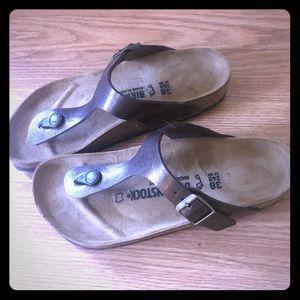 New!!! never worn Birkenstock's.